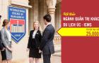 Hội thảo ngành Quản trị khách sạn- du lịch Úc- ICMS & Cơ hội học bổng lên đến 25,000 AUD