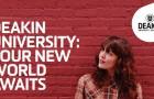 Deakin University, 2019:  Học bổng 10- 100% học phí đang tìm chủ nhân